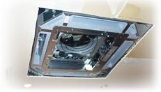 業務用エアコンの分解洗浄のすすめ